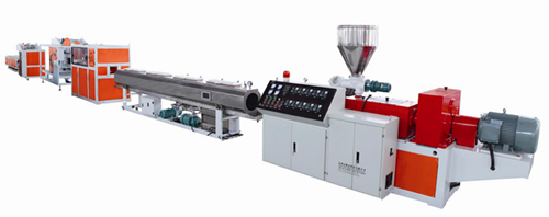 Full Automatic High Efficiency 20-160mm PVC Pipe Extrusion Line With Best Price