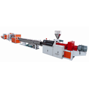 Full Automatic PVC Pipe Extrusion Machine with High Capacity
