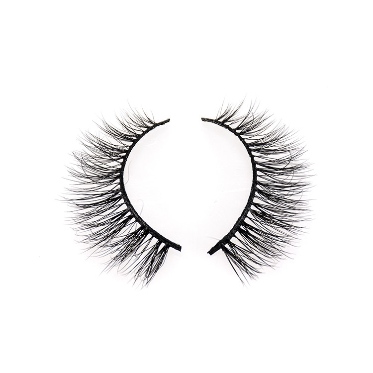 private label charming flare mink eyelashes vendor custom