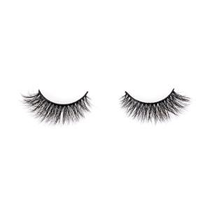 Plastic Eyelash Box Glitter Eyelash handmade Private Label Mink Eyelashes