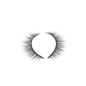 super lightweight and natural 3D faux mink lashes
