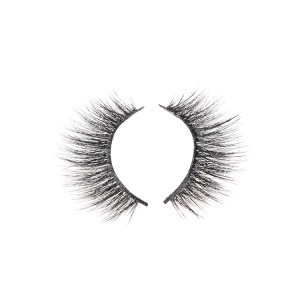 hot selling handmade 3D luxury faux mink lashes