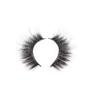 best premium custom made vegan 3D faux mink eyelashes