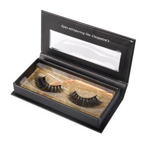 100% Handmade 3D Faux Mink Lashes Individual Korean Silk False Eyelashes