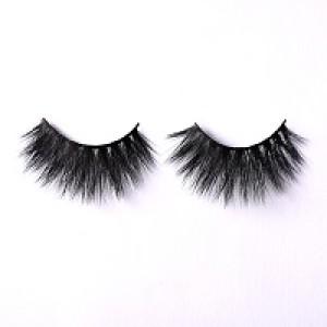 25mm Lashes Luxurious Handmade 100% Real 3D Mink Eyelashes Give you big eyes