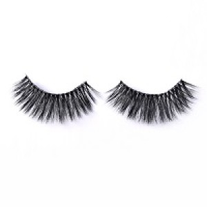 Fluffy Clear Band 3D Mink Fur False Eyelashes Wholesale Mink eyelashes