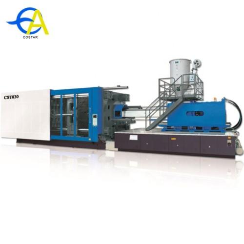 Machine weight 4.3 ton desktop pet preform injection molding machine