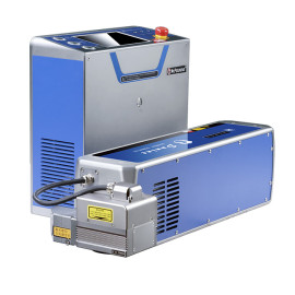 Laser marking machine 10w-30W for Pet Bottle Printer