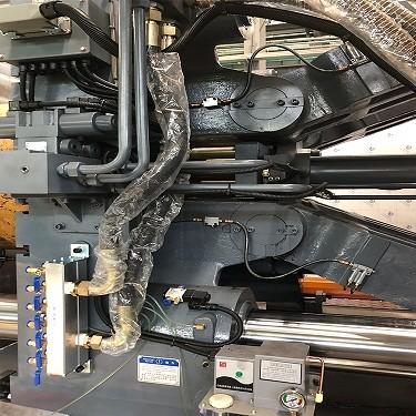 Costar 2500 injection molding machine