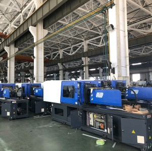 CST530-Ⅰ/3100 injection molding machine