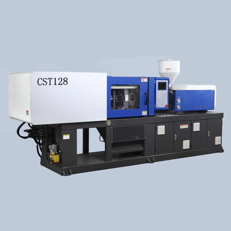 128 Ton Chinese plastic container injection molding machine price