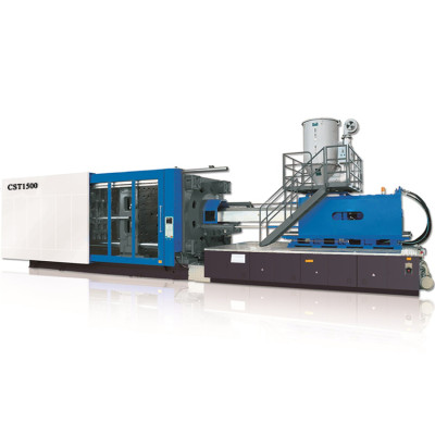 CST1500/14100 injection molding machine