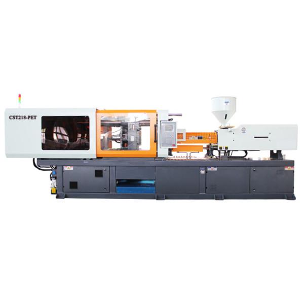 CST218PET injection molding machine