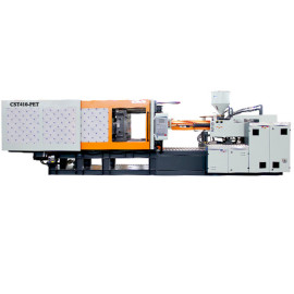 CST410PET injection molding machine