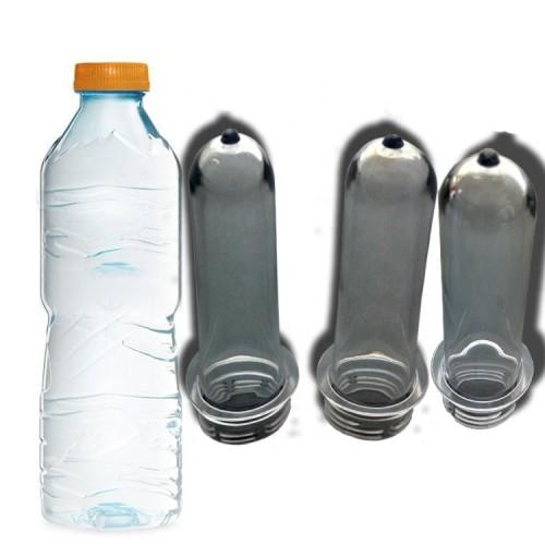 hot runner water bottle preform mould multi cavity plastic injection pet preform mold