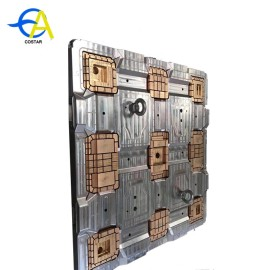 Customize Injection Mold Manufacturer PP PE Pallet Mold