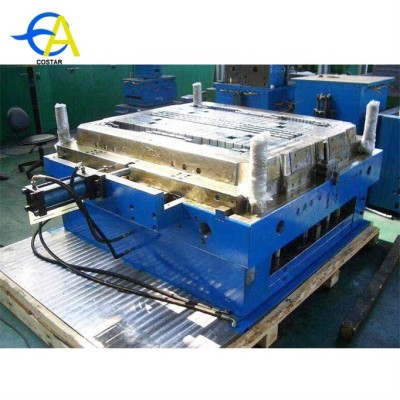 Chinese factory standard size plastic pallet mold for sale