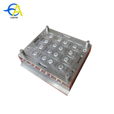 Plastic business card case holder mold manufacturer