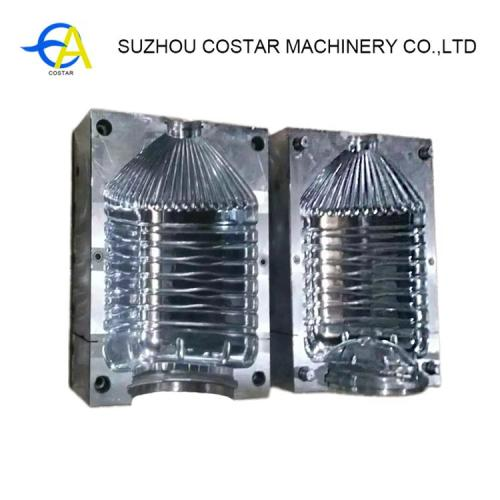 China suppliers custom cheap new style bottle blowing molds 500Ml pet preform mold