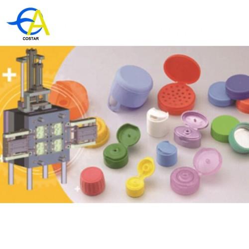 Caps mould manufacturers 12 cavity bottle cap injection moulding machine plastic mould