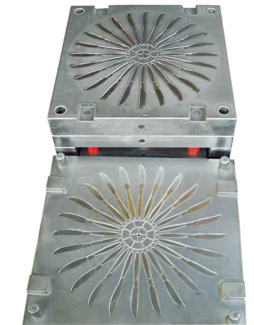 Factory directly plastic molds injection disposable knife mold