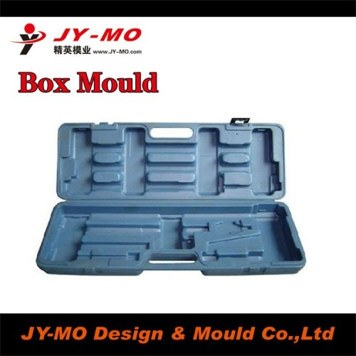 High quality waterproof electrical plastic junction box injection mold