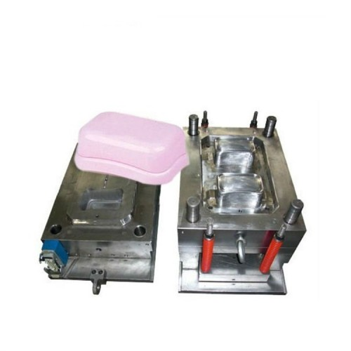 Good quality injection plastic soap box mold