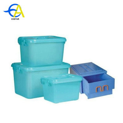 Customization daily necessities injection mold Storage box injection mold