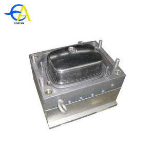 High quality mold maker hot runner plastic flowerpot mold/ plastic commodity mold