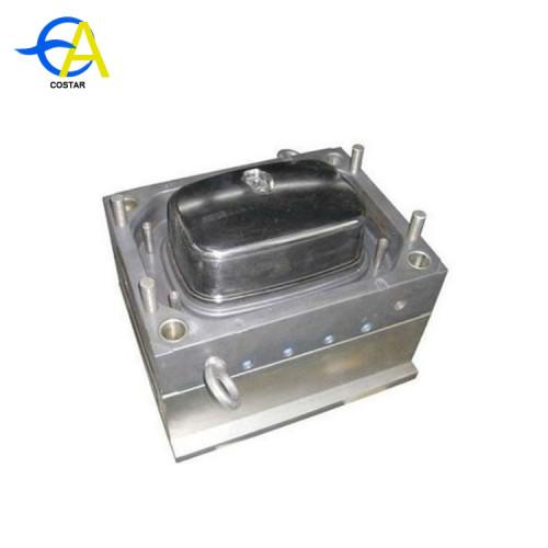 High quality mold maker hot runner plastic flowerpot mold/ plastic commodity mold