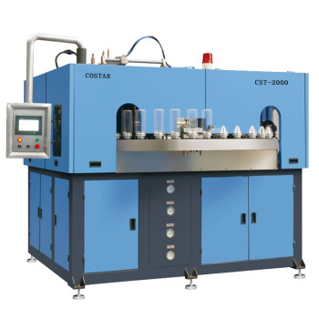 High speed full automatic 5 liter pet bottle blowing machine