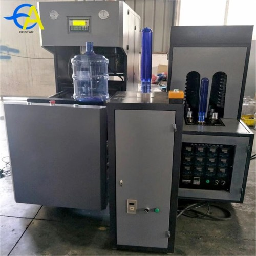 China best price servo motor PET plastic bottle blowing mould machine