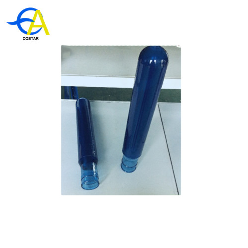 Superior quality clear plastic PET preform for water bottle