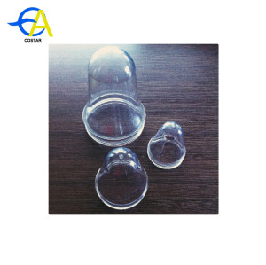 High quality pet preform water bottle preforms with bottle cap