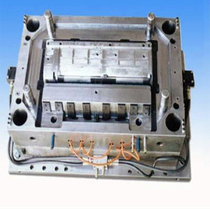 Custom durable good quality plastic injection mold for plastic air conditioner shell