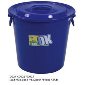 High quality plastic dustbin mold maker, industries waste trash container mold