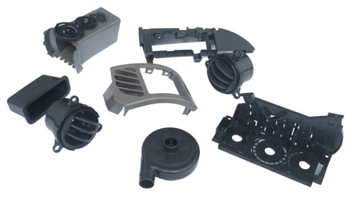 Plastic injection auto parts mold/mold manufacturer for car parts