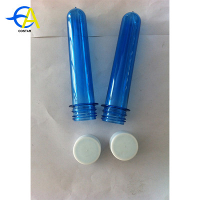 55mm preforms 5 gallon pet preform for plastic water bottle with cap