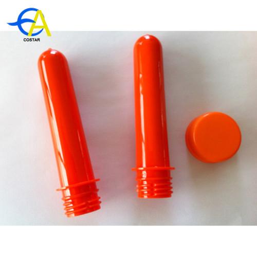 Different neck size water bottle preforms plastic 5 gallon pet preform