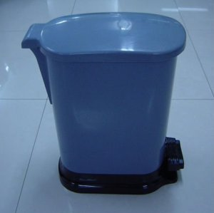 Food grade plastic barrel mold 2/5/10/20/25 liters bucket mold with lids