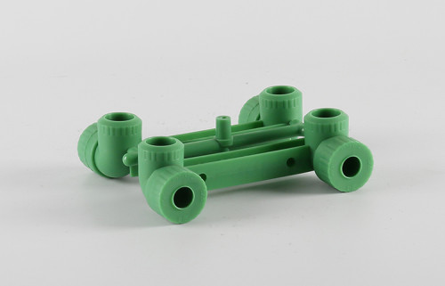 Professional design and manufacture steel plastic injection product mold pipe fittings mold