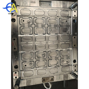 High precision strict quality plastic mold wet wipes box cover mould