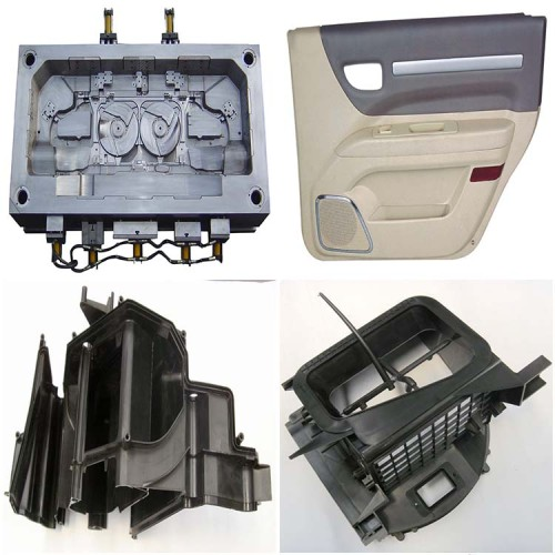 Auto Vehicle Part Car Instrument Panel Plastic Product Injection Mold