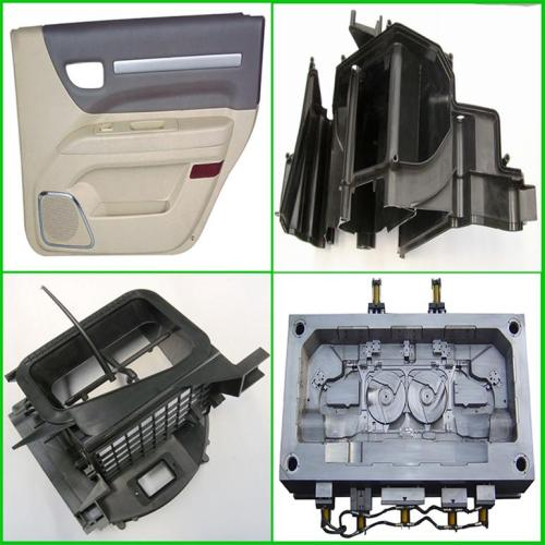 OEM Car parts panel mold/auto instrument panel molding injection mold