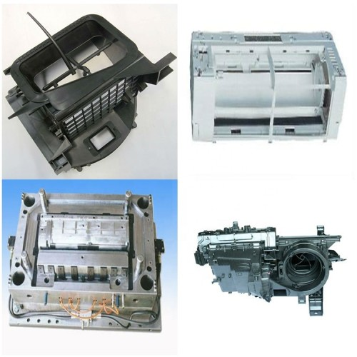 China supplier plastic Injection mould for Air conditioner plastic part fittings
