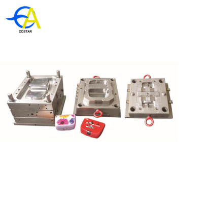 Hot selling kids toys mold plastic injection moulding machine