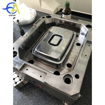 New style disposable food containers injection molding machine thin wall mould