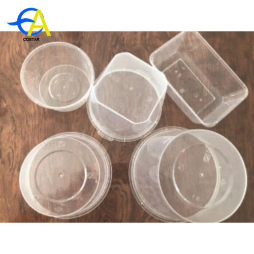 Attractive price plastic box thin wall products thin wall injection mold