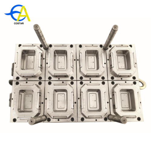 New type thin wall mold plastic moulding thin wall making machine