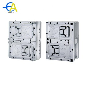Professional food container injection molding machine plastic thin wall packing mould